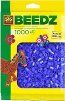 Ses  strijkkralen donkerblauw 1000 stuks