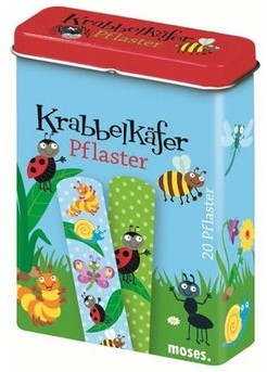 Moses Krabbelkäfer Pleisters