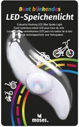 LED spaakverlichting met 3 licht-standen