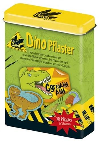 Moses Dino pleisters