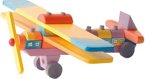 Ostheimer Aeroplane coloured