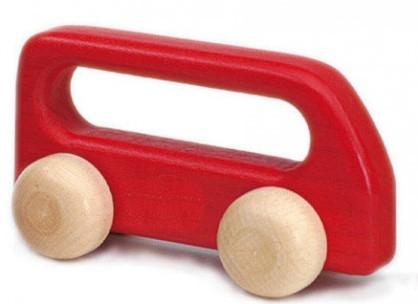 Ostheimer Bus klein rood