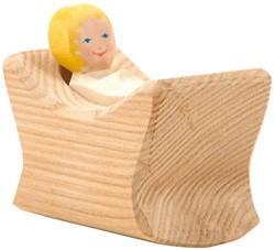 Ostheimer Child in Crib 2 pieces