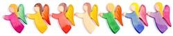 Ostheimer Angels 7 pieces