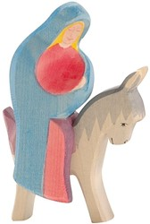 Ostheimer Donkey for Mary riding
