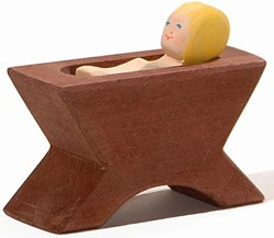 Ostheimer Crib with Child 2 pc