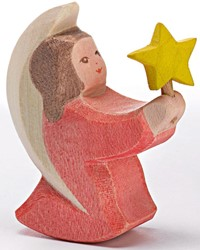 Ostheimer Angel pink with Star