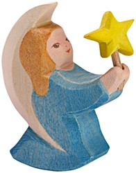 Ostheimer Angel blue with Star