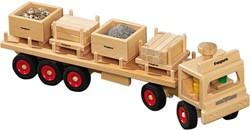 Fagus  houten speelvoertuig oplegger 60cm