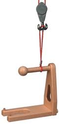 Fagus houten laadvork