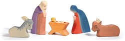 Ostheimer Holy Family 5 pieces