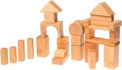 Grimms's houten blokken blank 30 delig
