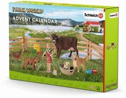 Schleich Adventskalender boerderijdieren 97335