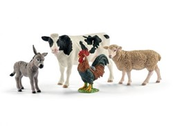 Schleich Boerderij - Farm World Starter Set 42385