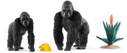 Schleich Safari - Etende Gorilla'S 42382