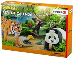Schleich adventskalender wild life 2017 97433