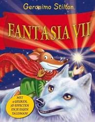 Kinderboeken  Geronimo Stilton leesboek Fantasia 7