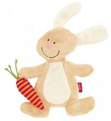sigikid activiteiten knuffeldoekje konijn 40675