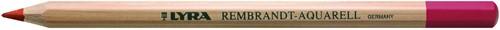 Lyra Colouring pencil REMBRANDT-AQUARELL, in box of 12 pcs Burnt carmine