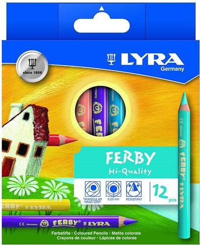Lyra Box of 12  FERBY® asst'd