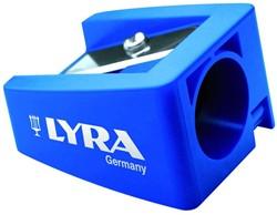 Lyra  teken en verfspullen Puntenslijper Groove Triple