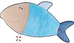 Sigikid  pluche knuffel speelmat Toy Ahoi! - 133 x 69 cm