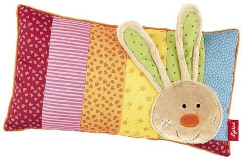 sigikid Knuffelkussen, Rainbow Rabbit