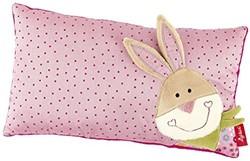 Sigikid  pluche knuffel kussen Bungee Bunny - 35 cm