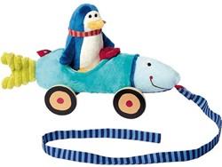 Sigikid  trekfiguur Viskar met Pinguin