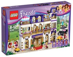 Lego Friends Heartlake Hotel 41101