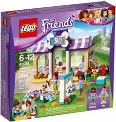 Lego  Friends gebouw Heartlake puppy dagverblijf 41124