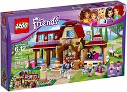 Lego  Friends gebouw Heartlake Paarderijclub 41126