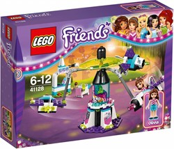 Lego  Friends set Pretpark ruimtevlucht 41128
