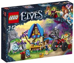 Lego  Elves set Sophie Jones gevangen genomen 41182