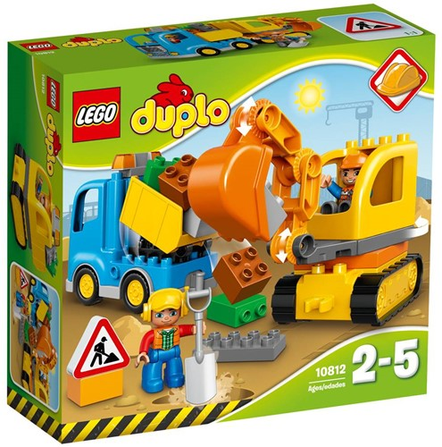 LEGO DUPLO Rupsband-graafmachine 10812