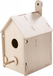 Haba  Terra Kids natuurontdekkers uitrusting Bouwpakket Vogelhuisje 4127