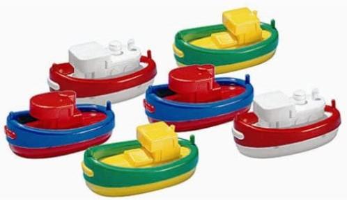 AquaPlay Motorboat Disp. 18 pcs