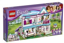Lego  Friends gebouw Stephanies huis 41314