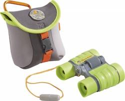 Haba  Terra Kids natuurontdekkers uitrusting Verrekijker met opbergtas 4132
