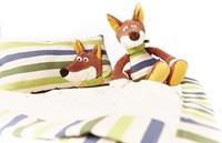 sigikid knuffeldoekje vos Fudallo Fox 41340-2