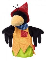 sigikid Handpop raven heks My little theatre 41441