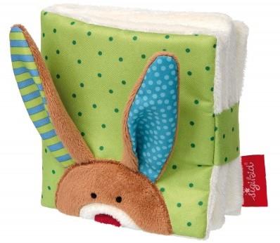 sigikid Textiel boek, PlayQ