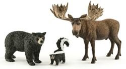 Schleich Safari - Bergdieren 41459