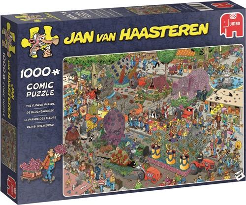 Jumbo puzzel Jan van Haasteren De Bloemencorso - 1000 stukjes