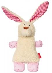 sigikid Sweety knuffel kersenpitten konijn 41802