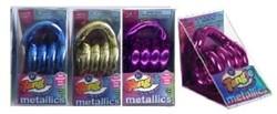 Tangle  sensorisch speelgoed Metallics