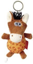 Sigikid  kleinspeelgoed Sleutelhanger Paard 41155
