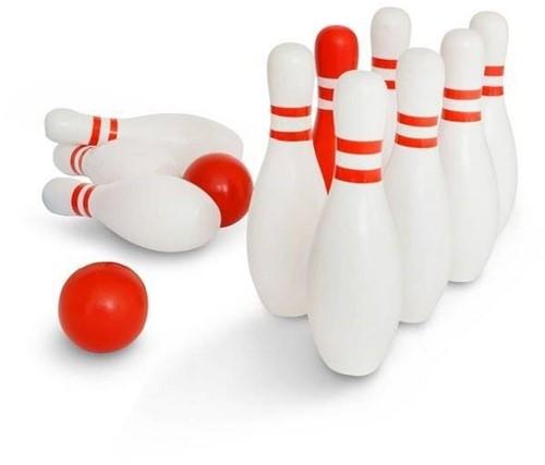 Buitenspeel  buitenspel Rood & wit bowling-1