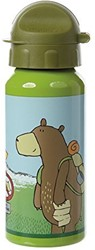 Sigikid  kinderservies Waterfles Forest Grizzly 24768