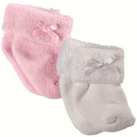 Götz accessoire Söckchen, rosa/weiß 30-50cm